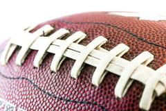 Amerikanische footbal Kugel Stockbilder