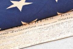 Amerikanische Geschichte Lizenzfreies Stockbild