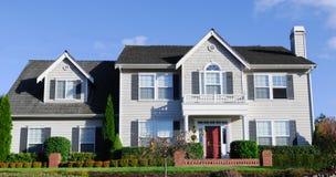 Amerikanische Haus-Serie II Stockfoto