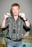 Amerikanische Musik des Zach Bezirk-GBK spricht Gifting Suite 2007 - Los Angeles, CA zu Lizenzfreie Stockbilder