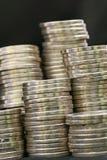 Amerikanische Nickel Lizenzfreie Stockfotos