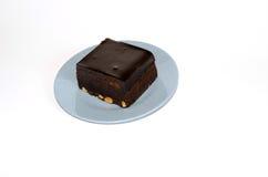 Amerikanische Schokoladenkuchen Lizenzfreies Stockbild