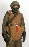 Amerikanische Schutzkleidung der Flugzeugbesatzung WW11 stockbild
