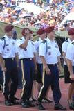Amerikanische Soldaten Stockfotos