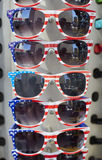 Amerikanische Sonnenbrille 3 lizenzfreie stockfotografie
