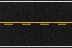 Amerikanische Straßen-Asphalt-Beschaffenheit Stockbild