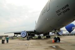 Amerikanische Transportflugzeuge Galaxie Lizenzfreie Stockfotografie