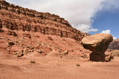 Amerikanische Wüste Stockfotografie