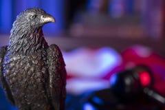 Amerikanischer Adler Unabhängigkeitstagthema Stockbild