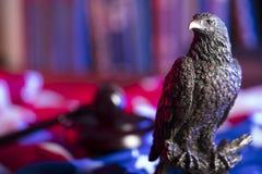 Amerikanischer Adler Unabhängigkeitstagthema Lizenzfreies Stockbild