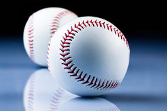 Amerikanischer Baseball lizenzfreie stockfotos