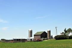 Amerikanischer Bauernhof Lizenzfreie Stockfotos