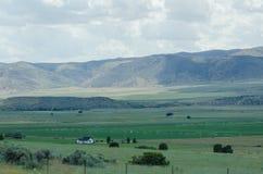 Amerikanischer Bauernhof Lizenzfreie Stockbilder