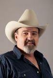 Amerikanischer Cowboy lizenzfreie stockfotografie