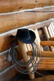 Amerikanischer Cowboy Still-Life Lizenzfreies Stockbild