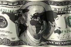 Amerikanischer Dollar Stockbild