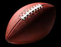Amerikanischer Fußball im tiefen Schatten Lizenzfreie Stockfotos