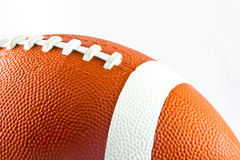 Amerikanischer Fußball-Kugel Stockfotografie