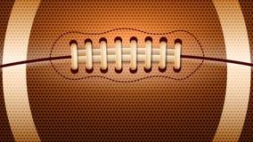 Amerikanischer Fußball, Sport, Hintergründe Lizenzfreies Stockfoto