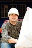 Amerikanischer Ingenieur Lizenzfreie Stockfotos