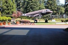 Amerikanischer Luftwaffen-Bomber Lizenzfreie Stockbilder