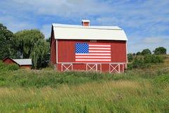 Amerikanischer Stall Lizenzfreie Stockbilder