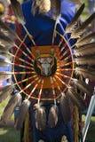 Amerikanischer Ureinwohner stockfoto
