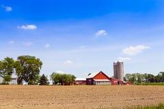 Amerikanisches Ackerland Stockbilder