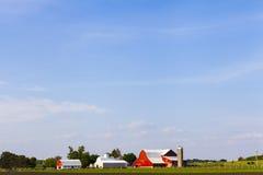Amerikanisches Ackerland Lizenzfreies Stockbild