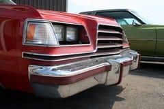 Amerikanisches Auto Stockfotografie
