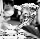 Amerikanisches Autodetail Stockbilder