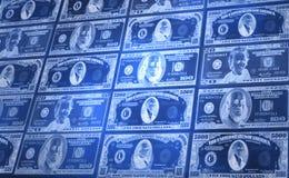 Amerikanisches Bargeld Stockfoto