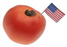 Amerikanisches Erzeugnis lizenzfreie stockfotos