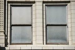 Amerikanisches Gebäudedetail stockfoto
