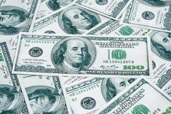 Amerikanisches Geld Stockfotos