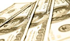 Amerikanisches Geld Lizenzfreie Stockfotos