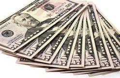 Amerikanisches Geld Lizenzfreie Stockbilder