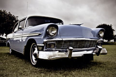 Amerikanisches klassisches Auto Stockbild