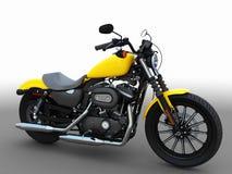 Amerikanisches Motorrad vektor abbildung