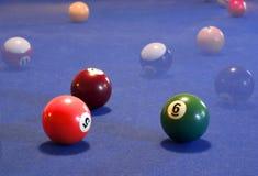 Amerikanisches Pool Stockfotos