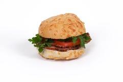 Amerikanisches Sandwich Stockfotos