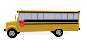 Amerikanisches schoolbus Stockbilder