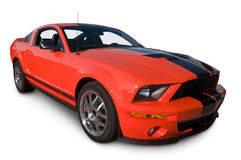 Amerikanisches Sport-Auto Stockfotografie