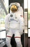 amerikansk astronautavståndsdräkt Royaltyfri Foto