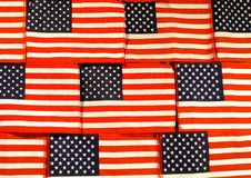 amerikansk bakgrundsflagga arkivfoto