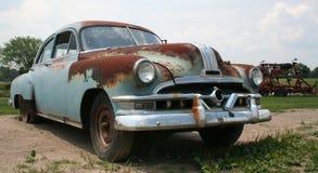 amerikansk bil Arkivfoto