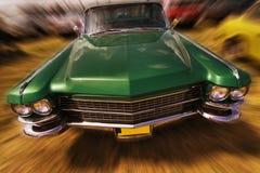amerikansk bil Arkivbild
