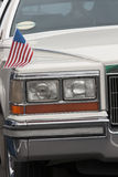 amerikansk bilclassic Arkivfoto