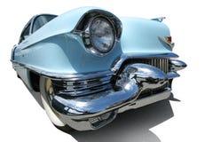 amerikansk biltappning för 50-tal Arkivbild