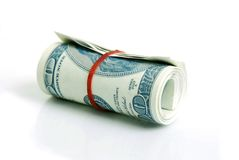 amerikansk dollar Royaltyfri Foto
